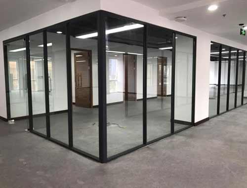单层玻璃隔断墙厂家