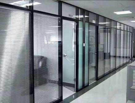 双层玻璃隔断墙厂家